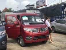 Xe tải Dongben X30 có 2 thiết kế chính là loại 5 chỗ và 2 chỗ ngồi, vay vốn không cần thế chấp