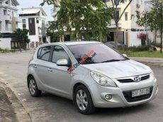 Bán Hyundai i20 2010, màu bạc, nhập khẩu số tự động