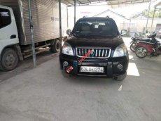 Bán xe Mekong Pronto sản xuất 2008, màu đen, xe nhập, giá chỉ 145 triệu