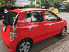 Cần bán Kia Morning MT năm 2012, màu đỏ, xe nhập