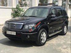 Cần bán Ford Escape 2.3 đời 2007, màu đen, giá chỉ 292 triệu