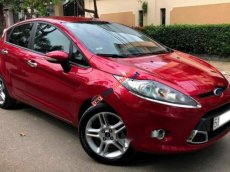 Bán Ford Fiesta S 2012, màu đỏ, chính chủ, giá chỉ 365 triệu