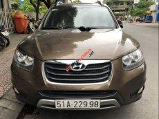 Bán Hyundai Santa Fe sản xuất 2012, màu nâu, xe nhập, 721tr