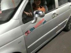 Cần bán Daewoo Matiz SE 2007, màu bạc, nhập khẩu