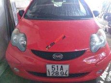 Cần bán BYD F0 đời 2011, màu đỏ như mới