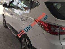 Cần bán Hyundai Tucson AT model 2014, màu trắng