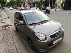 Cần bán lại xe Kia Morning sx đời 2010, màu xám ít sử dụng, 250 triệu