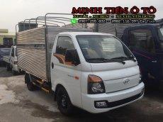 Xe tải Hyundai H150 thùng kín 1.5 tấn, bán Porter 1.5 tấn trả góp