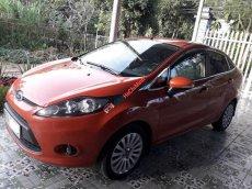 Cần bán xe Ford Fiesta 1.6 AT 2011, màu đỏ, giá cạnh tranh