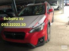 Bán Subaru XV Eyesight 2018, màu đỏ xe gầm cao, KM hấp dẫn lớn tháng 12, gọi 093.22222.30 Ms Loan