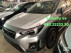 Bán Subaru XV màu bạc xe giao ngay, KM lớn tháng 12, gọi 093.22222.30 Ms Loan