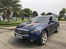 Bán Infiniti QX70 nhập Nhật 2016, bản 3.7 tự động xanh đen duy nhất Sài Gòn