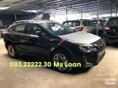 Bán Subaru XV model 2019 Eyesight bạc xe giao ngay, KM lên đến 185tr gọi 093.22222.30 Ms. Loan