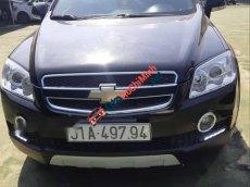 Chính chủ bán xe Chevrolet Captiva AT năm 2008, màu đen, 320 triệu
