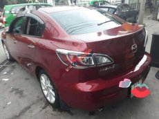 Cần bán Mazda 3S đời 2013, màu đỏ