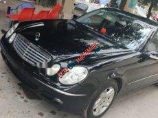 Cần bán xe Mercedes E240 2006, màu đen, xe nhập, giá 320tr