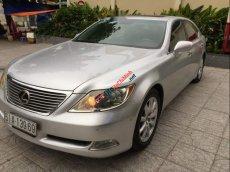 Chính chủ bán Lexus LS 460L năm sản xuất 2007, màu bạc, nhập khẩu Nhật Bản