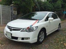 Cần bán xe Honda Civic 1.8at 2007 màu trắng zin như xe kiểng