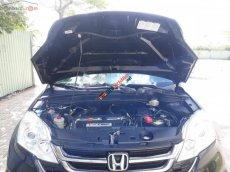 Bán Honda CR V 2.4L sản xuất năm 2012, màu đen số tự động, giá chỉ 650 triệu