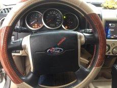 Bán xe Ford Everest 2012, máy dầu, tự động, màu trắng full đồ