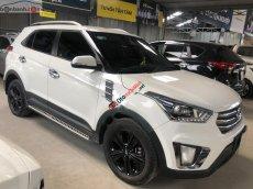 Bán ô tô Hyundai Creta 1.6 AT GAS đời 2016, màu trắng, xe nhập, 676 triệu