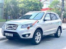 Cần bán lại xe Hyundai Santa Fe SLX sản xuất năm 2009, màu bạc, nhập khẩu nguyên chiếc