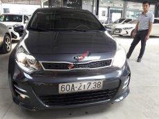 Cần bán Kia Rio 1.5AT sản xuất năm 2014, màu xám, xe nhập, bản hatchback