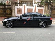 Bán BMW 5 Series 523i đời 2010, màu đen, nhập khẩu như mới