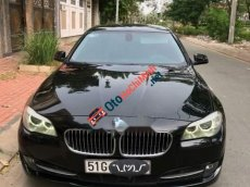 Cần bán lại xe BMW 5 Series 523i sản xuất 2010, màu đen