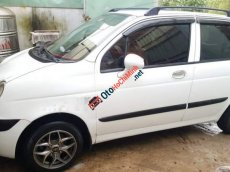 Cần bán gấp Daewoo Matiz SE đời 2004, màu trắng, giá tốt