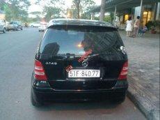 Bán xe Mercedes A140 sản xuất 2007, màu đen, xe nhập