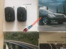Bán Lexus IS 250 đời 2007, màu đen, xe nhập, giá chỉ 700 triệu