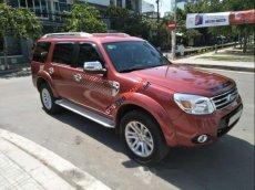 Cần bán lại xe Ford Everest AT sản xuất năm 2014, màu đỏ còn mới giá cạnh tranh
