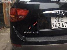 Xe Hyundai Veracruz 3.8 V6 2009, màu đen, nhập khẩu