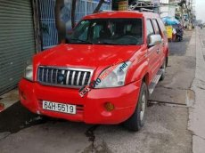 Cần bán lại xe Mekong Pronto năm sản xuất 2009, màu đỏ, giá 115tr