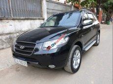 Cần bán gấp Hyundai Santa Fe đời 2007, màu đen, xe nhập số tự động, giá tốt