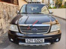 Bán Ford Escape 2.3AT 2007, màu đen, chính chủ, giá tốt