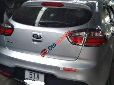 Bán Kia Rio đời 2014, màu bạc, nhập khẩu, giá 440tr