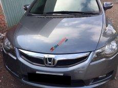 Bán Civic 2010 màu xám chì, xe bản full 2.0 số tự động