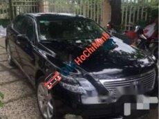 Bán Lexus LS 600hL đời 2008, màu đen, nhập khẩu nguyên chiếc