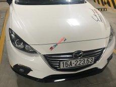 Bán Mazda 3 sản xuất 2015 màu trắng, giá chỉ 560 triệu nhập khẩu