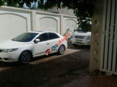 Cần bán lại xe Kia Forte AT sản xuất 2012, màu trắng, 419 triệu