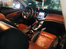 Bán Daewoo Lacetti CDX sản xuất 2010, màu đen, xe nhập, giá tốt