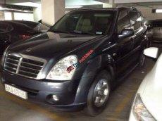 Bán Ssangyong Rexton II sản xuất năm 2008, màu xám, nhập khẩu nguyên chiếc số sàn