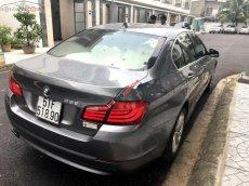 Bán BMW 5 Series 528i đời 2010, màu xám, nhập khẩu nguyên chiếc