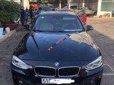 Bán xe BMW 3 Series 320i 2015, màu đen, xe nhập