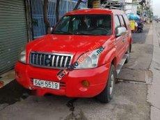 Cần bán gấp Mekong Pronto sản xuất 2009, màu đỏ