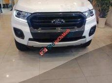 Bán ô tô Ford Ranger Wildtrack đời 2018, màu trắng, nhập khẩu