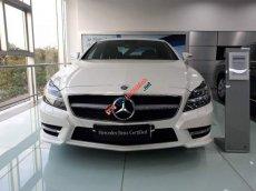 Cần bán xe Mercedes CLS350 đời 2018, màu trắng, nhập khẩu, mới 100%