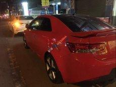 Cần bán lại xe Kia Cerato Koup 2012, màu đỏ, nhập khẩu nguyên chiếc, 485tr